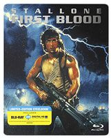 Rambo [Movie] - Rambo: First Blood [Limited Edition Steel Book]
