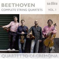 Quartetto di Cremona - Complete String Quartets 1