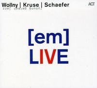 Michael Wollny - Em Live [Import]