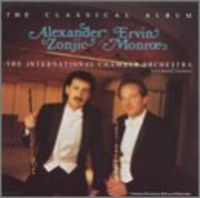 Alexander Zonjic - Alexander Zonjic & Ervin Monroe: The Classical Album