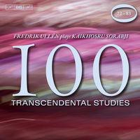 Fredrik Ullén - 100 Transcendental Studies Nos. 72-83
