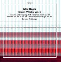 Gerhard Weinberger - Organ Works 5