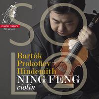 Ning Feng - Violin Solo 2 (Hybr) (Ms) (Dsd)