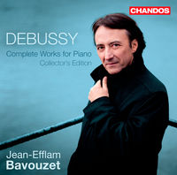 Jean-Efflam Bavouzet - Complete Works for Piano