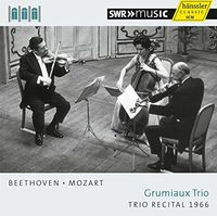 Grumiaux Trio - Trio Recital 1966