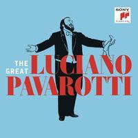 Luciano Pavarotti - Great Luciano Pavarotti (Can)