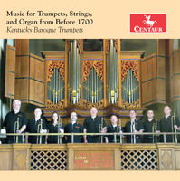 Unknown Artist - Music for Trumpets / Strings & Organ