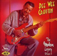 Pee Crayton Wee - Vol. 1-Modern Legacy [Import]