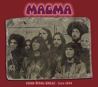 Magma - Zuhn Wol Unsai: Live 1974 (Gate) [180 Gram] (Uk)