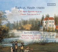 BARTHOLD KUIJKEN - Bach Vs. Haydn 1788/90