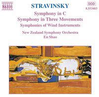 En Shao - Symphony In C / Symphony In 3 Movements