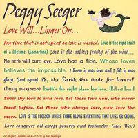 Peggy Seeger - Love Will Linger on