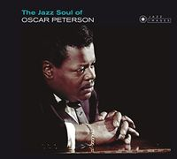 Oscar Peterson - Jazz Soul Of Oscar Peterson (Gate) [Digipak] (Spa)