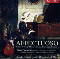 Terence Charlston - Affectuoso - Virtuoso Guitar Music From The Eighteenth Century