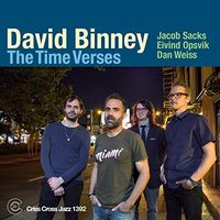 David Binney - Time Verses