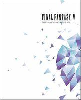 Game Music Jpn - Final Fantasy V: O.S.T. Revival Disc (Jpn)