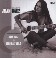 Joan Baez - Original Albums-Joan Baez/Joan Baez Vol.2. [Import]