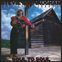 Stevie Ray Vaughan - Soul To Soul [Import]