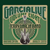 Jerry Garcia - GarciaLive Volume Eight: November 23rd, 1991 Bradley Center