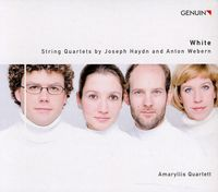 Amaryllis Quartett - White: String Quartets
