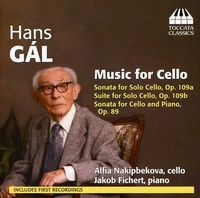 Alfia Nakipbekova - Music For Cello (Jewl)