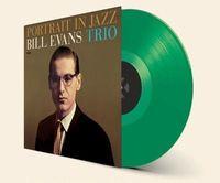 Bill Evans - Portrait In Jazz (Bonus Track) [Colored Vinyl] (Grn) [Limited Edition]