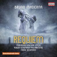 Maderna / Mdr Rundfunkchor Leipzig / Robert-Schum - Requiem