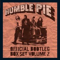 Humble Pie - Official Bootleg Box Set Vol 2 (Box) (Uk)