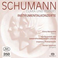 Elena Margolina - Instrumentalkonzerte