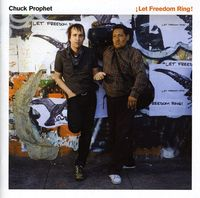 Chuck Prophet - Let Freedom Ring [Import]