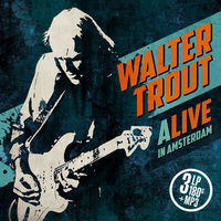 Walter Trout - Alive In Amsterdam [Vinyl]
