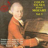 Colin Tilney - Colin Tilney Plays Mozart 5