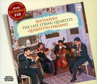Quartetto Italiano - Late String Quartets [Remastered]