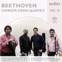 Quartetto di Cremona - Comp Quartets Vol 3