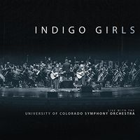 Indigo Girls - Indigo Girls Live with The University of Colorado Symphony Orchestra [Translucent Blue 3LP]