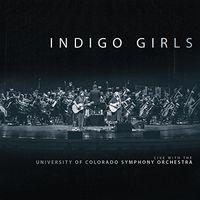 Indigo Girls - Indigo Girls Live with The University of Colorado Symphony Orchestra [Translucent Blue 3LP]