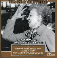 MAGDA OLIVERO - Adriana Lecouvreur (Selezione 1993)