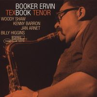 Booker Ervin - Tex Book Tenor