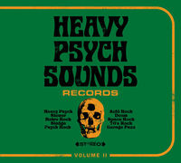 Black Rainbows - Heavy Psych Sounds Sampler Ii / Various