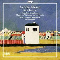 Enescu / Ndr Radio Philharmonic Hannover / Ruzicka - Symphony No. 4 - Chamber Symphony Op. 33