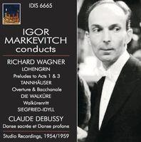 Igor Markevitch - Igor Markevitch Conducts