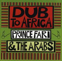 Prince Far I - Dub To Africa