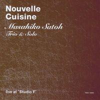 Masahiko Satoh - Nouvelle Cuisine Live at Studio F