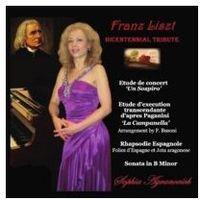 Sophia Agranovich - Bicentennial Tribute (Cdrp)