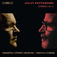 Lindberg - Allan Pettersson: Symphony No. 14 [1 Hybrid SACD + 1DVD]