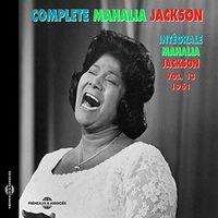 Mahalia Jackson - Integrale Volume 13-1961
