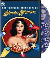 Wonder Woman - Wonder Woman: The Complete Third Season