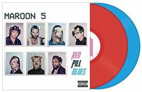 Maroon 5 - Red Pill Blues [Red/Blue 2LP]