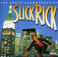 Slick Rick - Great Adventures Of Slick Rick [Import]
