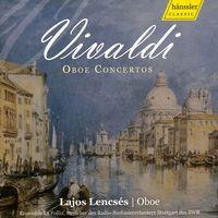 LAJOS LENCSES - Oboe Concertos (Jewl)